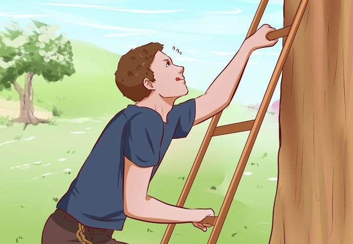 Снимаем кота с дерева