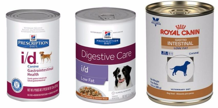 лечебная диета при язве желудка у собак