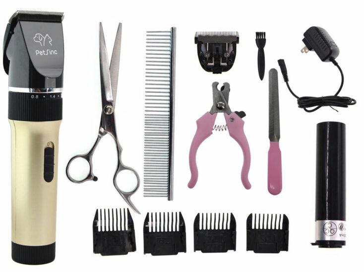 инструменты для стрижки йорка