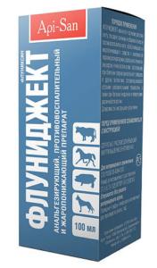 Флуниджект обезболивание у собак