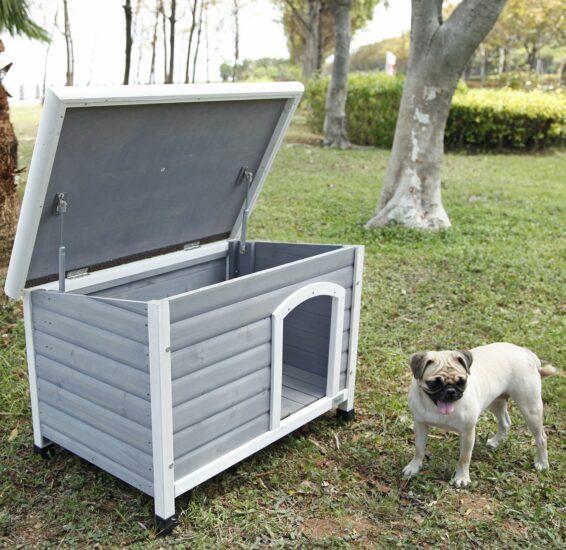 виды будок для собак